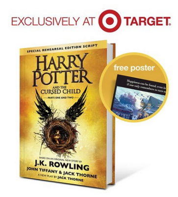 target harry potter book pic 1