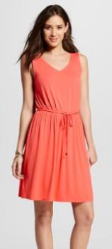 target merona dress