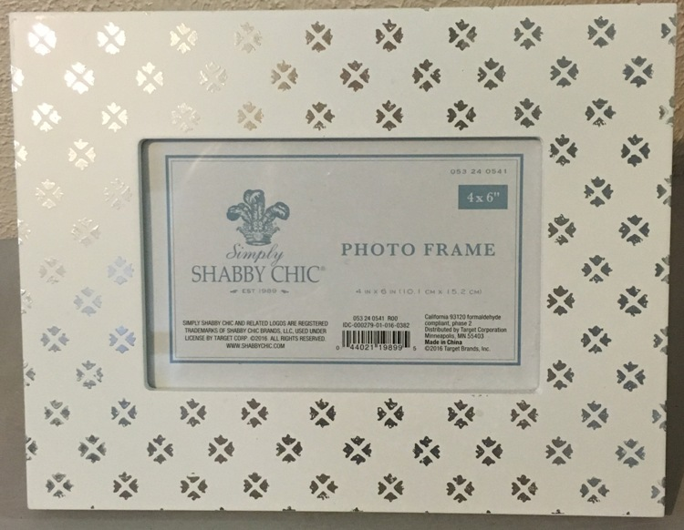 target read clear casey frame