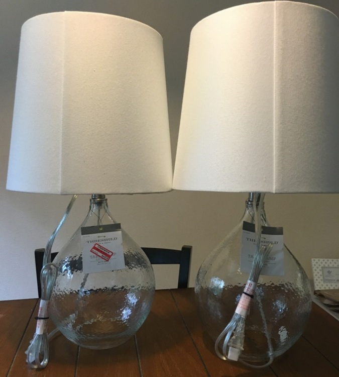 target read clear casey lamp