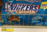 target snickers sm