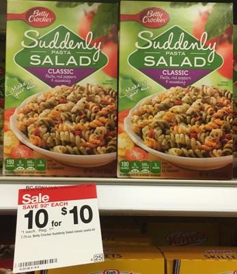 target suddenly salad