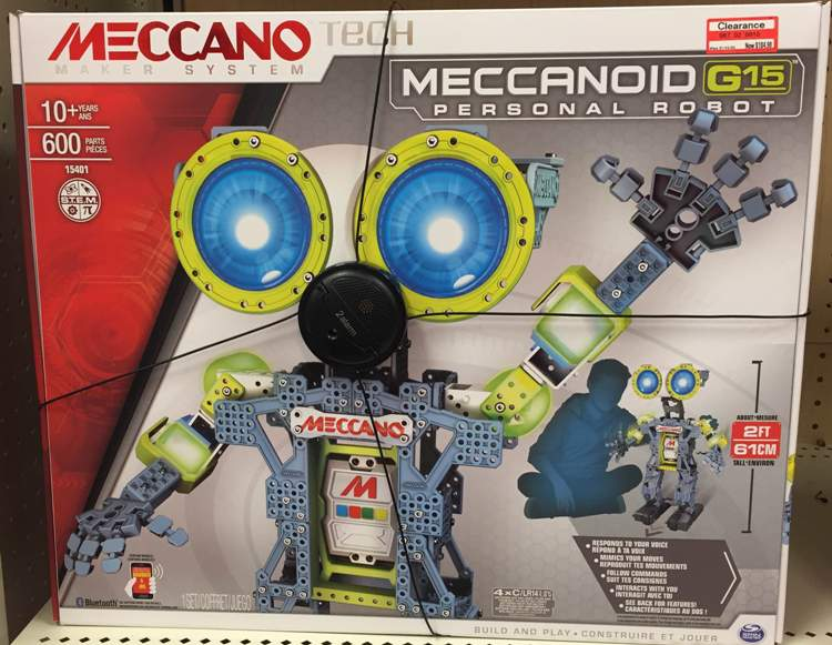target toy clear meccandoid