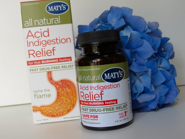 Maty's Acid Indigestion Relief