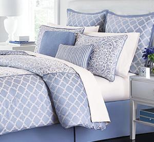 macy bed grey set