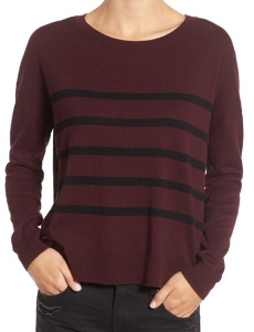 nord stripe sweater