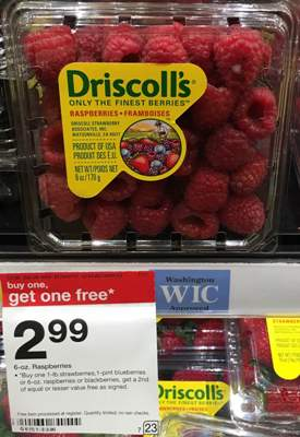 target berries