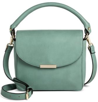 target blue purse