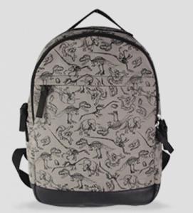 target cat jack grey back pack