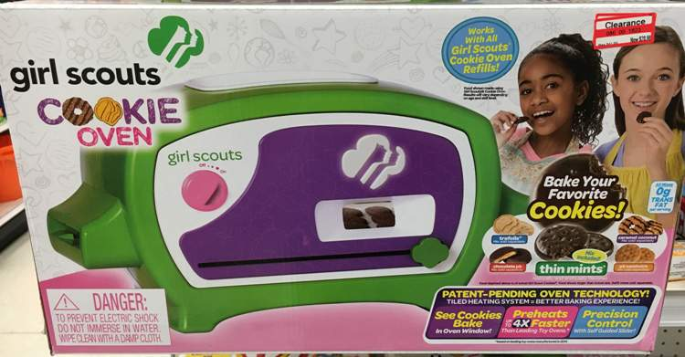 target clear toy girl scouts