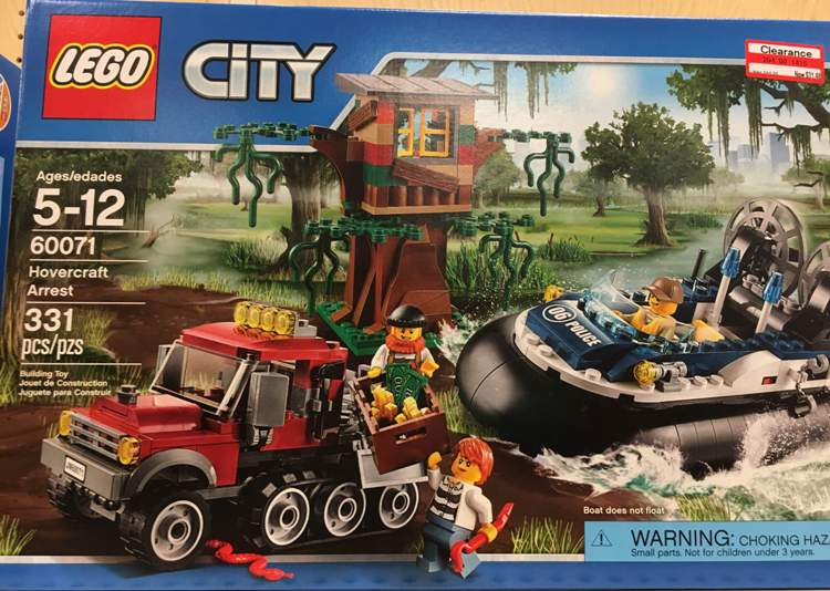 target clear toy lego city