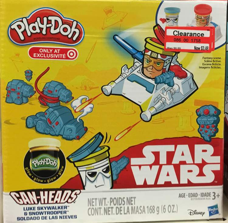 target clear toy play-doh