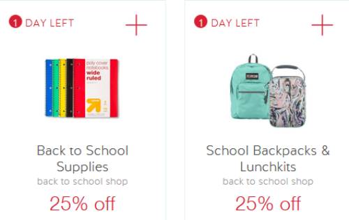 target cw offers school pic
