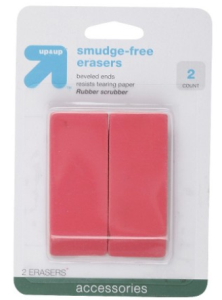 target eraser