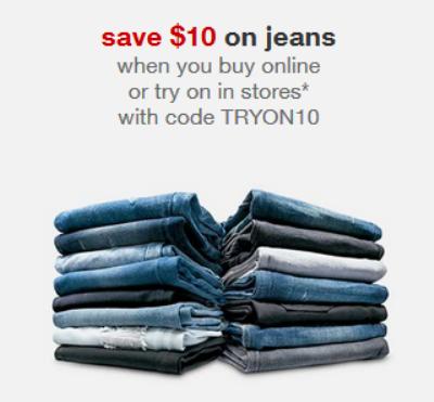 target jeans deal 1