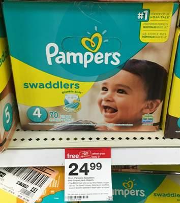 target pampers