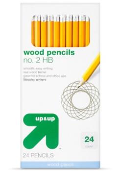 target pencil pic
