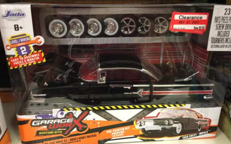 target read clear new pao car