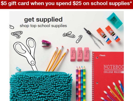 target school supply pic deal