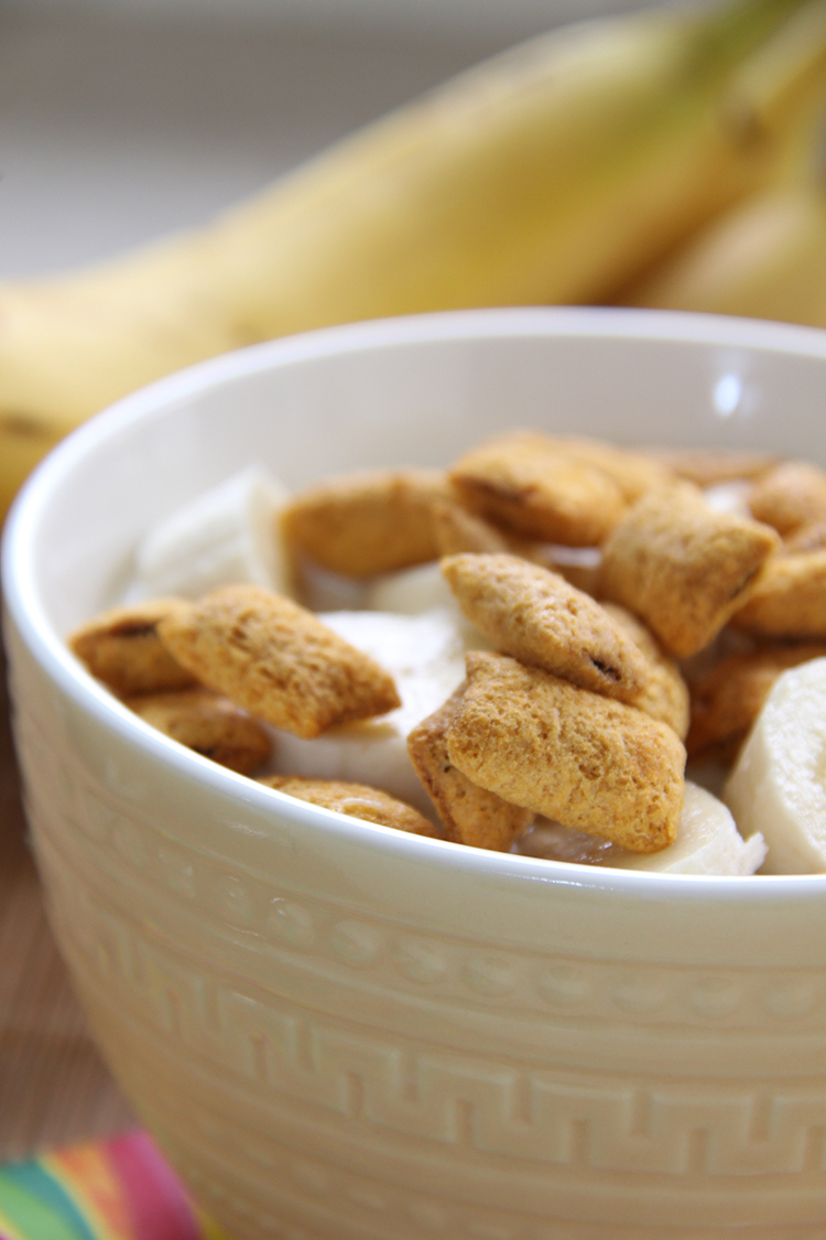 Krave with Bananas