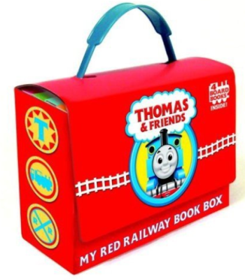 amazon thomas board book pic