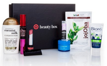 target beauty box new deal