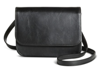 target black purse