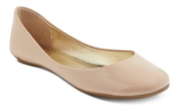 target blush shoe