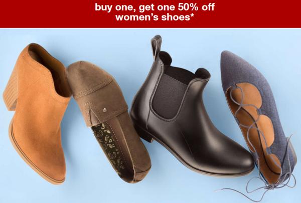 target bogo shoes 1
