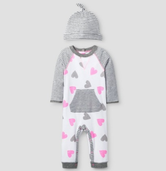 target cat jack body suit hat