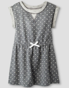target cat jack grey dress