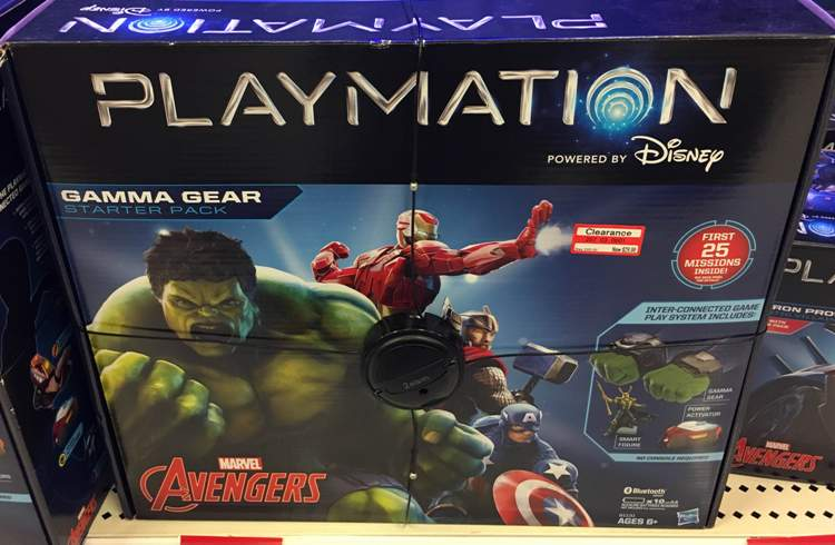 target clear playmation 70
