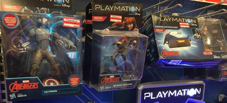 target clear playmation figure 70