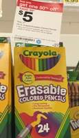 target crayola sm