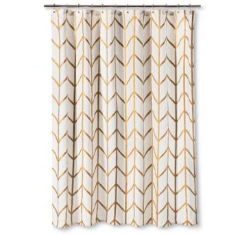 Ideal target curtain