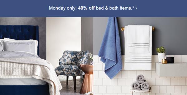 Elegant target deal bedding bath pic