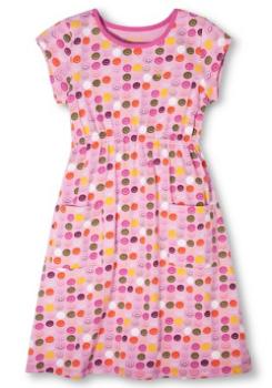 target girls dress pink