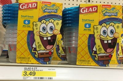target glad containers