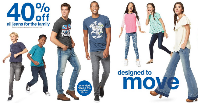 target jeans pic ad