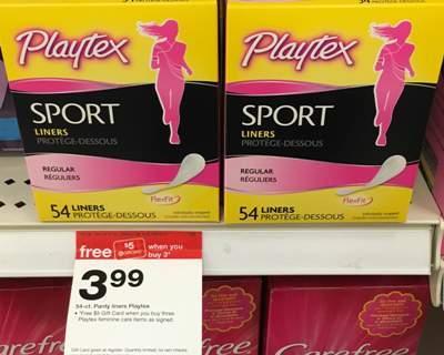 target playtex 1