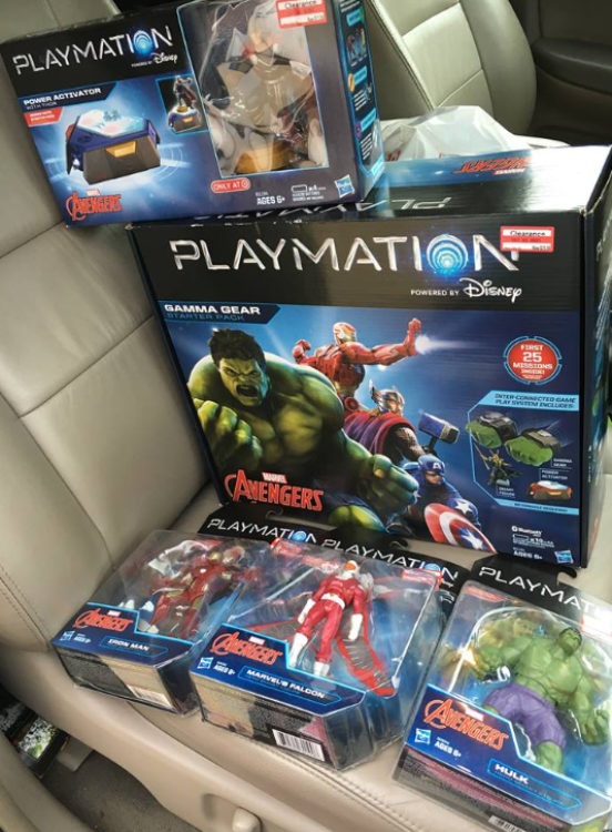 target read toy clear heather