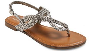 target sandal