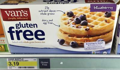 target vans waffle