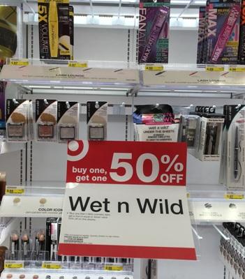 target wet wild deal
