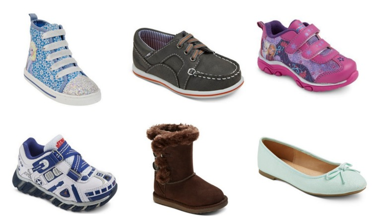 Target.com: Kids' Clearance shoes 50