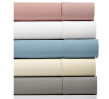 Fabulous I am always on the hunt for a new set of sheets and right now Macy us has a really nice Thread Count Sheet Set for Queen King of Cal King for just