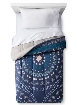 target-bedding-blue-twin