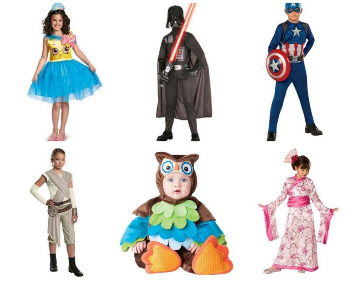 Kids' Halloween Costumes at Target | All Things Target