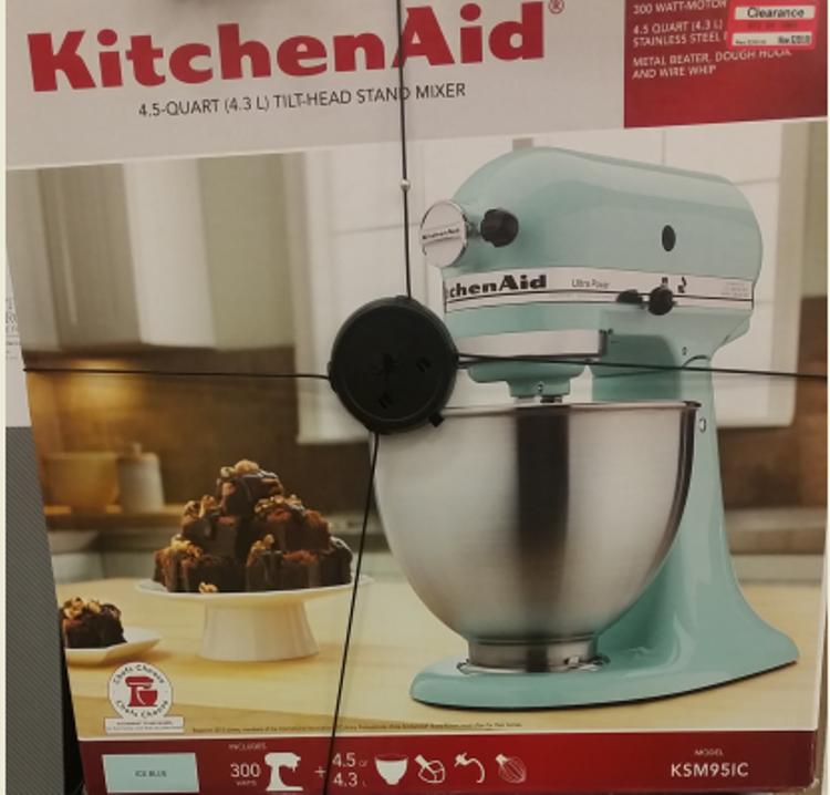 target read clear new andrea kitchenaid 1