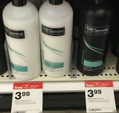 target-tresemme